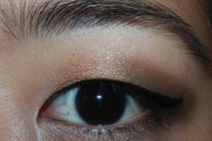 Maquiller des yeux bridés ou en forme d'amande 9