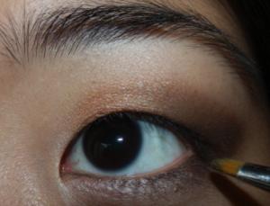 Maquiller des yeux bridés ou en forme d'amande 5