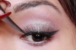 """Maquillage avec la """"X Lorac Mega Pro Palette"""" 5"""