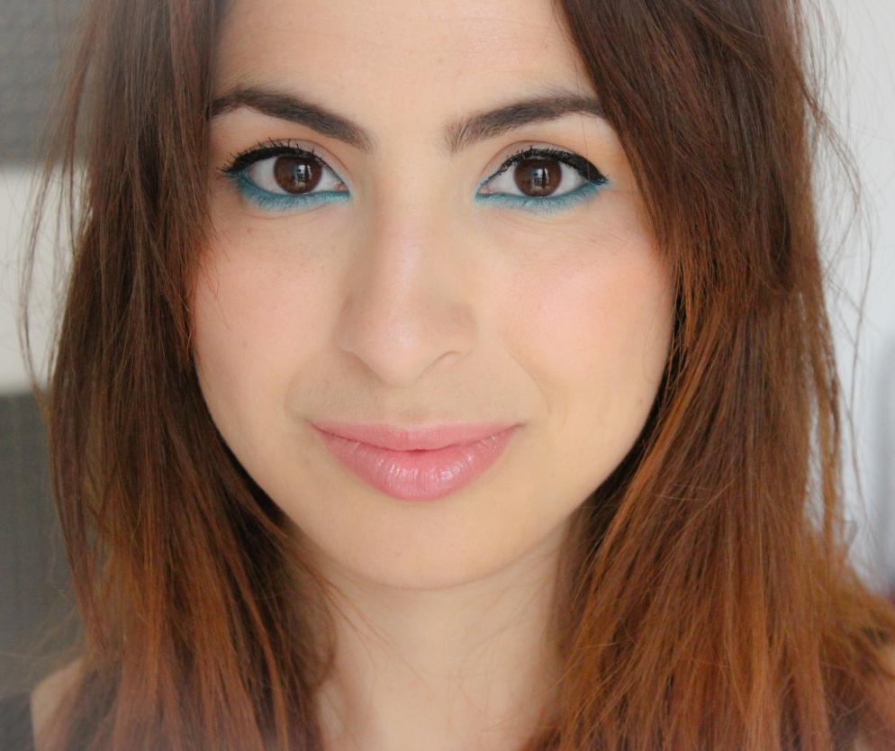 Le maquillage inversé