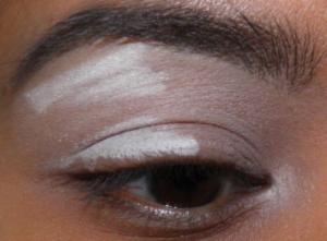 Un maquillage romantique 1
