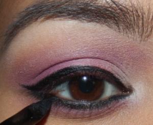Un maquillage romantique 10