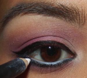 Un maquillage romantique 11