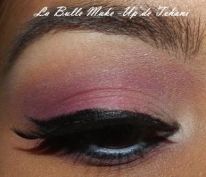 Un maquillage romantique 14