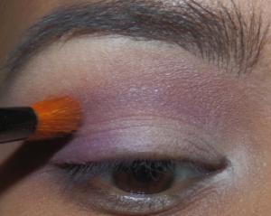 Un maquillage romantique 5