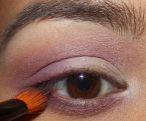 Un maquillage romantique 6