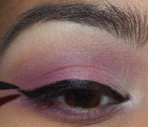 Un maquillage romantique 8