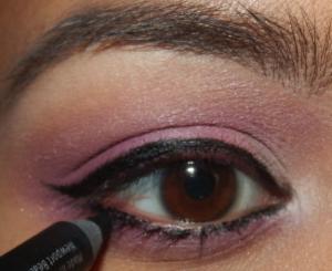 Un maquillage romantique 9