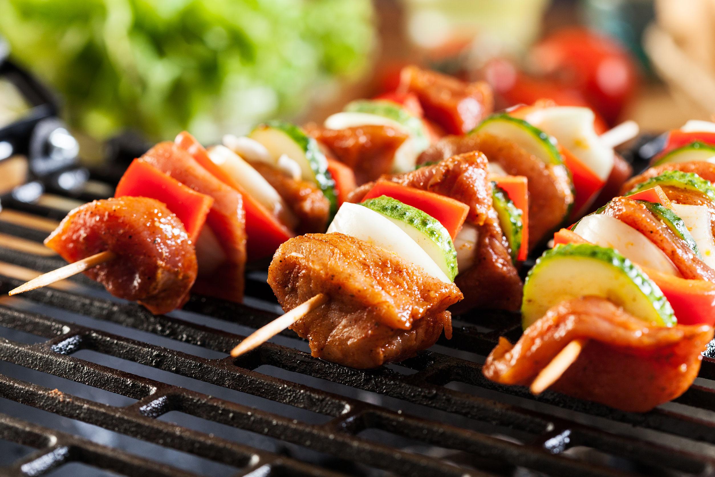 Les modes de cuisson des aliments