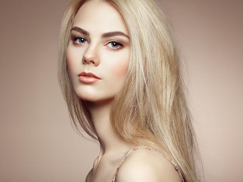 Blush peau claire