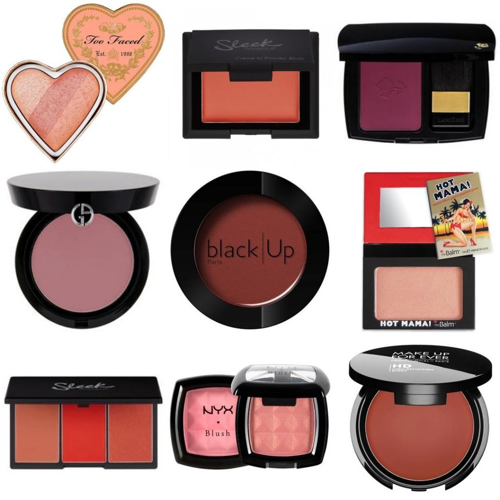 Choisir son blush selon sa carnation l6mag - Carnation de peau ...