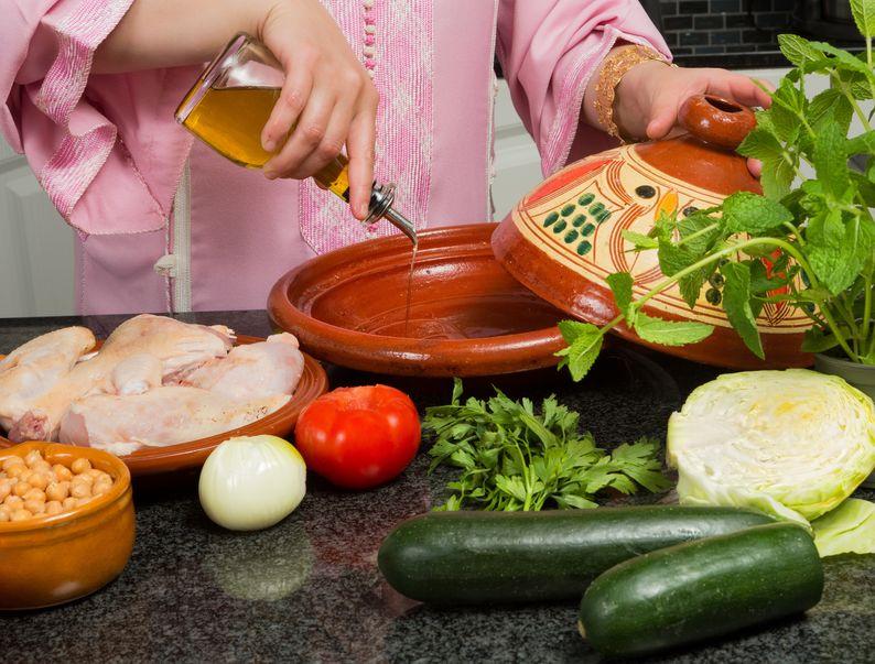 cuisine maghrébine