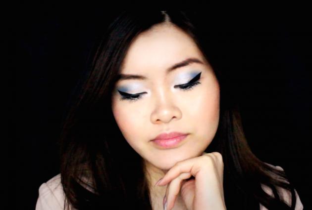 Tuto : Maquillage de soirée printanier