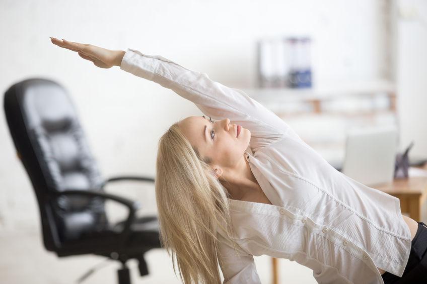 5 Techniques pour se muscler incognito au bureau