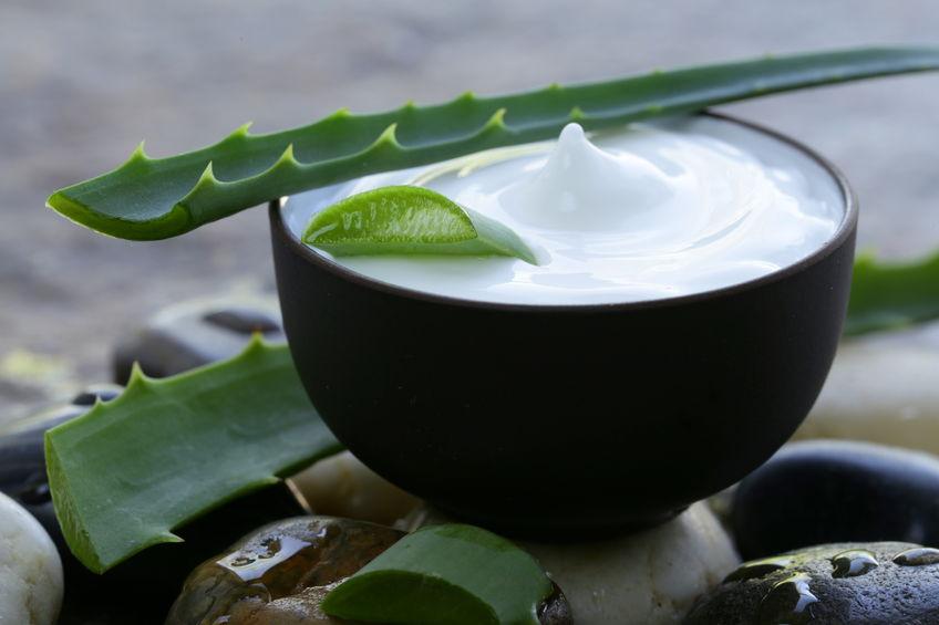 DIY : Crème après-soleil à l'aloé véra