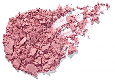 Pour les peaux claires : Le Blush rosée