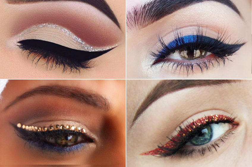 6 façons d'utiliser son eye-liner