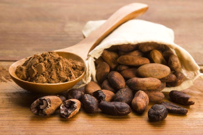 recette à base de cacao