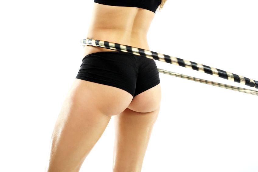 Le hula-hoop : pour muscler les abdos