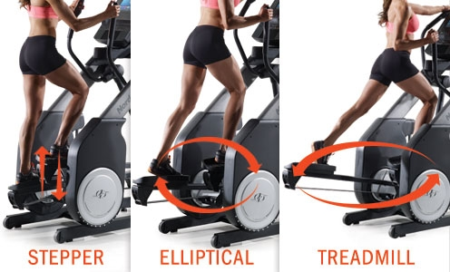 Freestride trainer