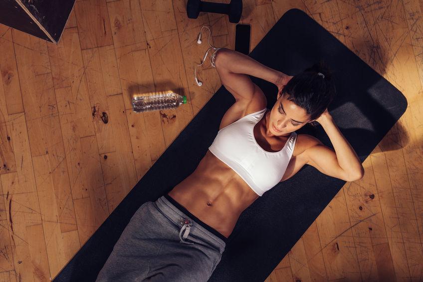 5 outils utiles pour faire du sport à la maison