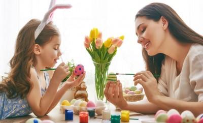 Idées déco de Pâques à faire avec son enfant