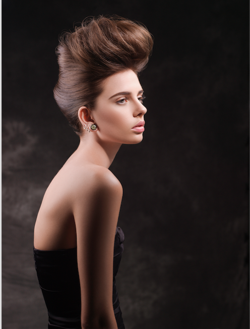 Christine Margossian IT Looks AH17-2018 ©L'Oréal Professionnel