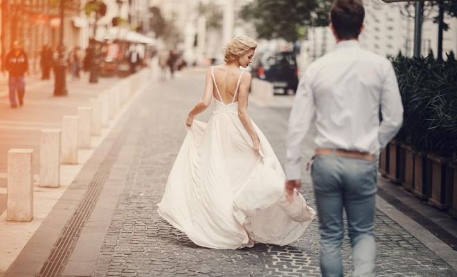 Trouver la robe de mariée adaptée à sa morphologie