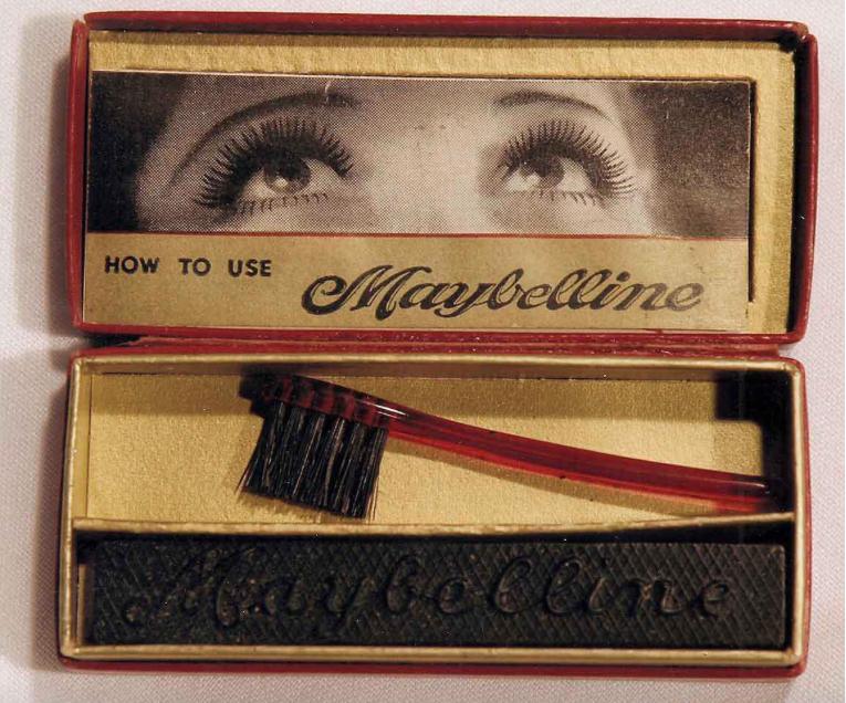 cake mascara -Maybelline
