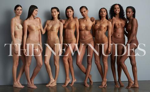 Nude: Une lingerie adaptée à ma carnation