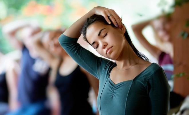 Yoga du visage ou comment bien vieillir ?