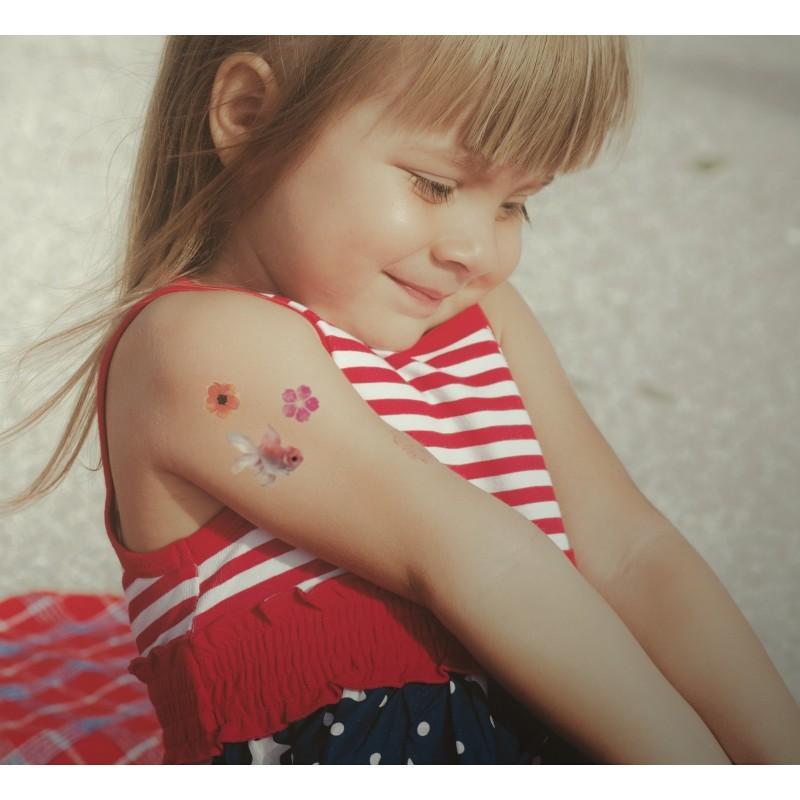 Sélection de tatouages éphémères