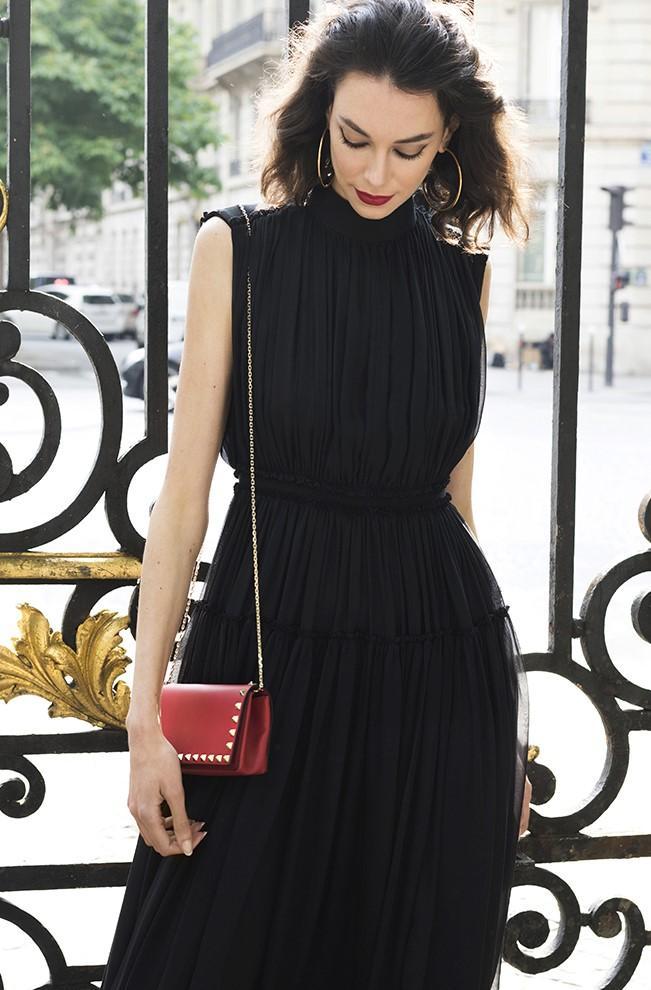 une robe de luxe pas cher avec une robe un soir l6mag