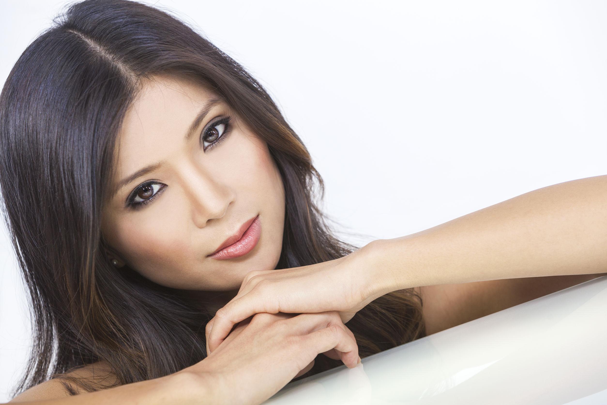 Asiatique : un teint parfait