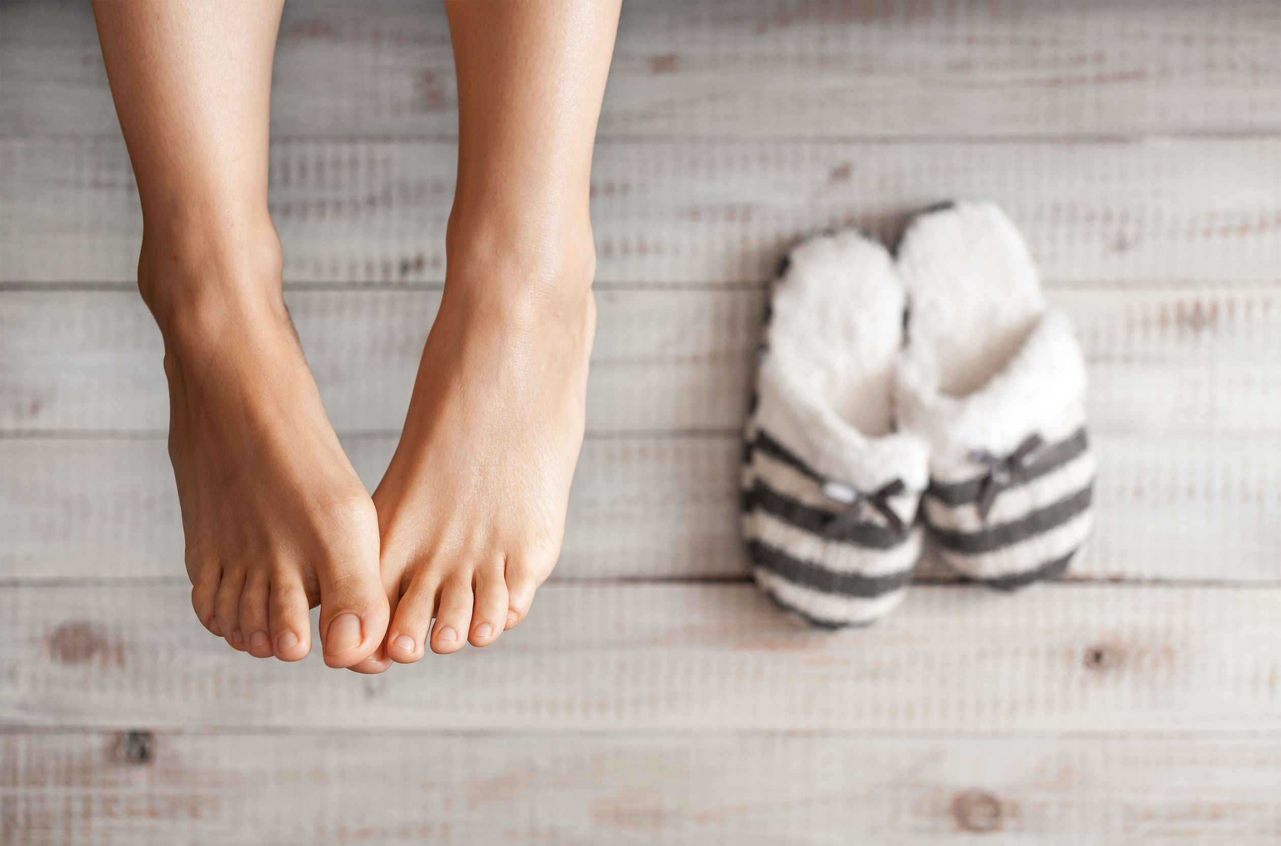 Du beurre de karité pour nourrir et soigner ses pied