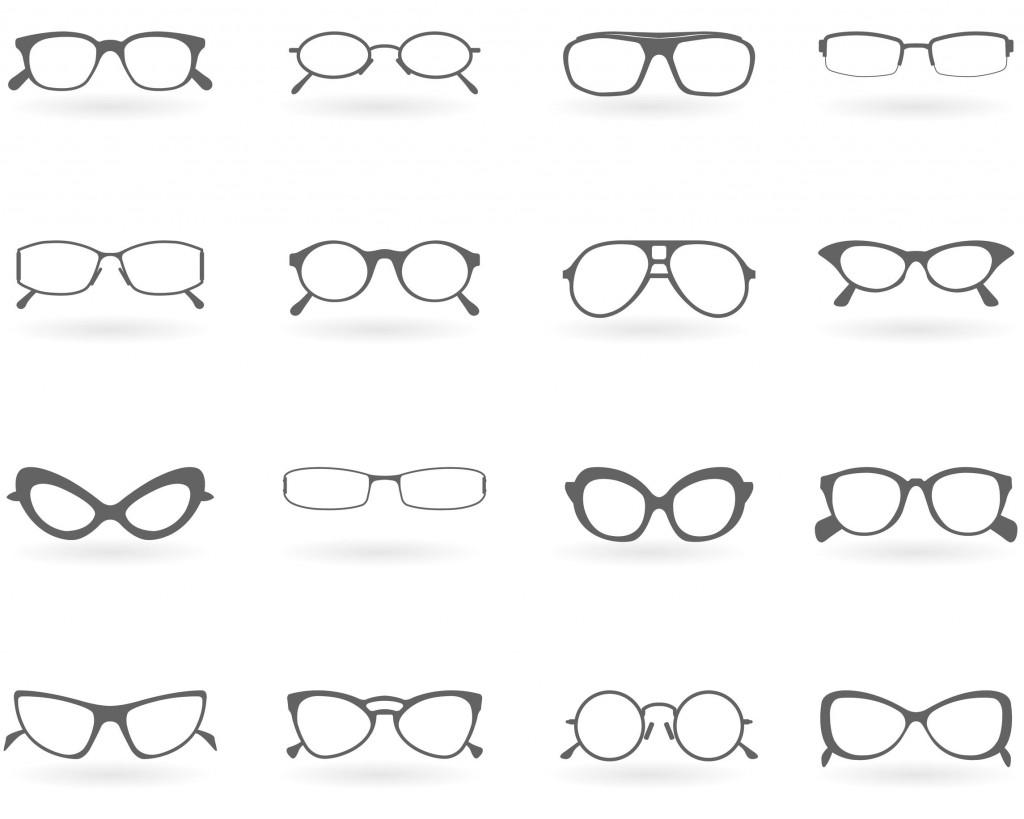 Modèles de lunettes