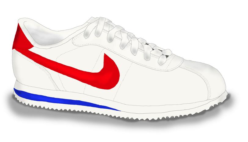 La Nike Cortez