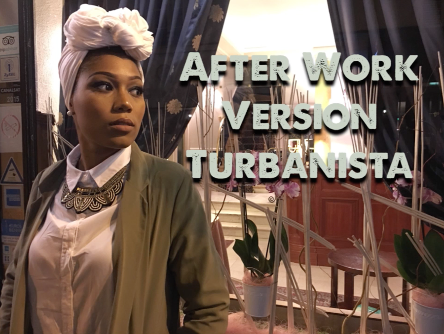 After work version turbanista