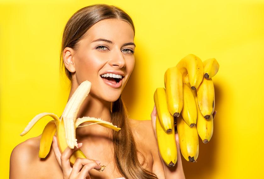 Banane : Belle de la tête aux pieds !