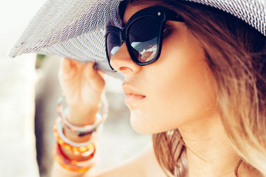 Des lunettes de soleil faites pour moi