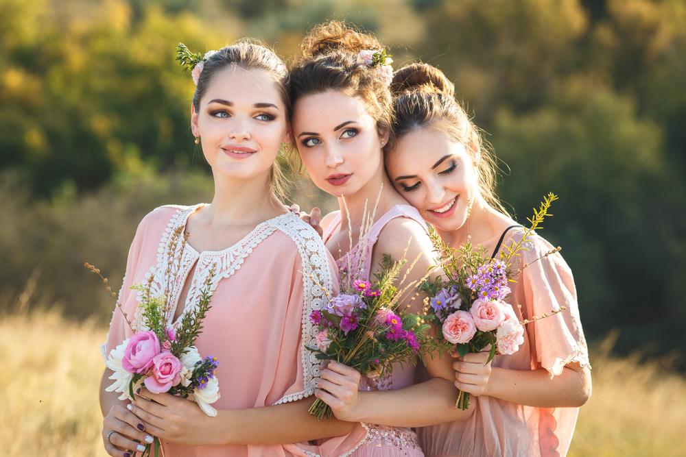 Un look éblouissant pour assister à un mariage