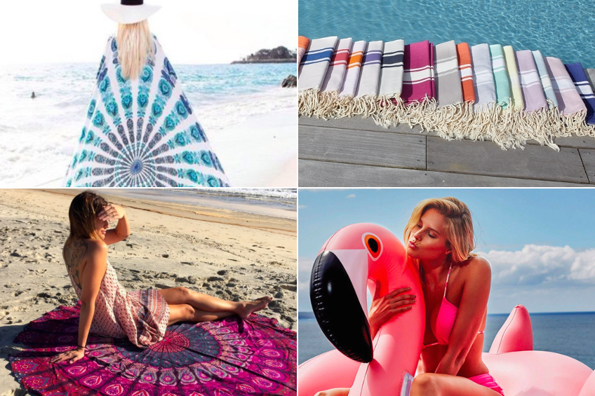 Les indispensables à emporter à la plage cet été