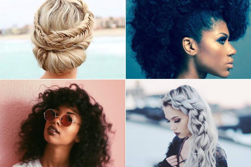 Les idées de coiffures à piquer sur Pinterest