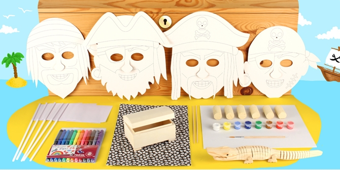 Creabul.fr | Box pirate | 19,90€