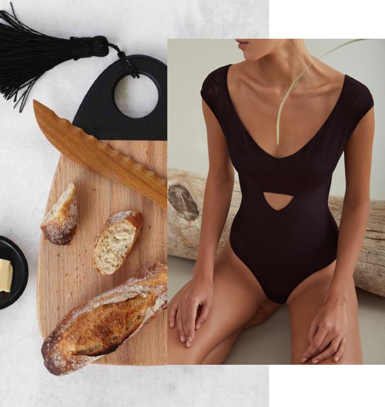 Onora Cutting Board - Marika Vera Bodysuit