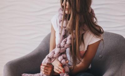 Arm Knitting : le tricot XXL sans aiguilles