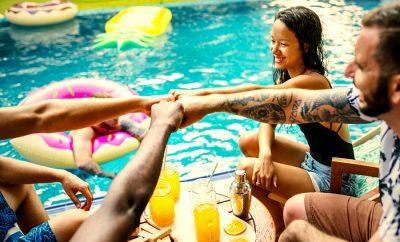 Idées pour une beach ou une pool party