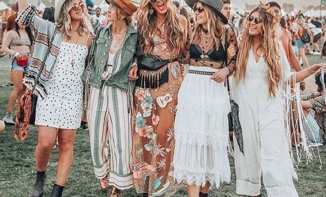 Festival Coachella: adopter les meilleurs looks