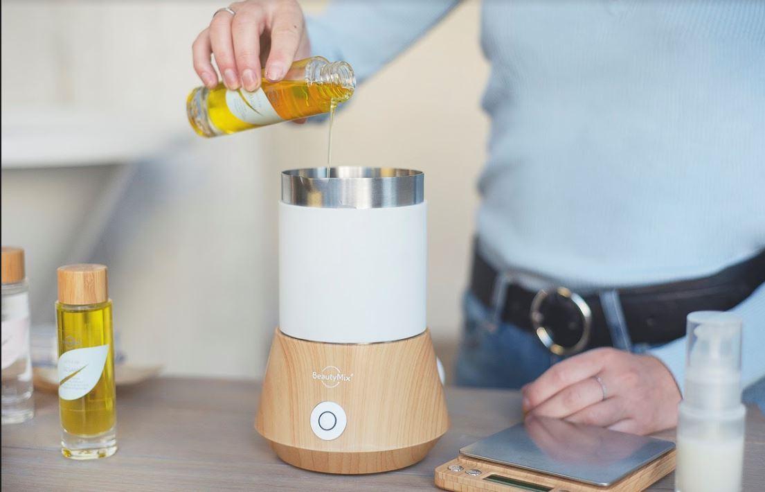 BeautyMix : Le robot pour les cosmétiques maison