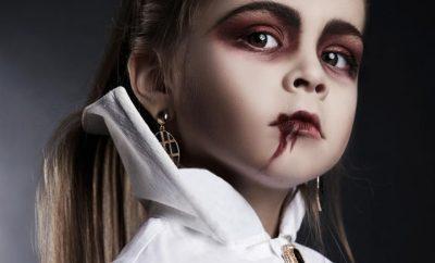 Halloween : 15 idées de maquillage pour les enfants